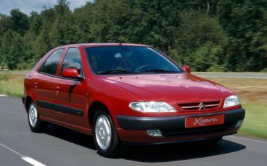 Предохранители и реле Citroen Xsara (N), 1997 - 2006