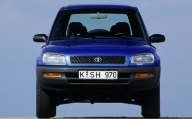 Предохранители и реле Toyota RAV4 (XA10), 1994 - 2000