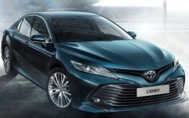 Предохранители и реле Toyota Camry (XV70), 2017 - 2022