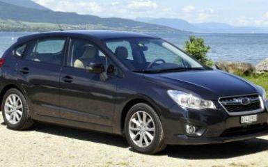 Предохранители Subaru Impreza (GJ/GP), 2011 - 2016