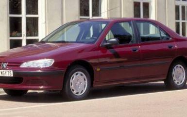 Предохранители Peugeot 406, 1995 - 2004