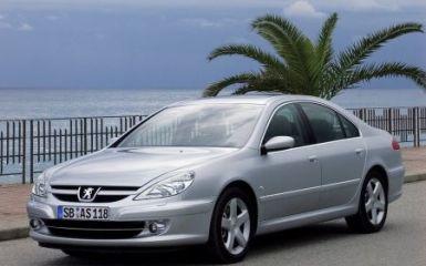 Предохранители и реле Peugeot 607 (9D), 1999 - 2010
