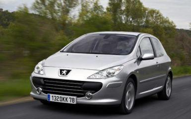 Предохранители Peugeot 307, 2001 - 2011