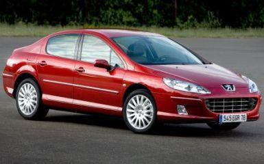 Предохранители Peugeot 407, 2008 - 2011