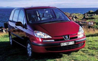 Предохранители Peugeot 807 (E), 2002 - 2014
