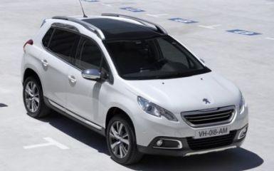 Предохранители Peugeot 2008 (EB / EP), 2014 - 2019