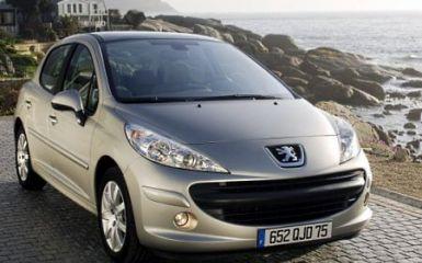 Предохранители Peugeot 207 (WA; WC; WB), 2006 - 2013
