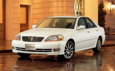 Предохранители и реле Toyota Mark 2 (110), 2000 - 2007