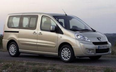 Предохранители Peugeot Expert 2 (G9), 2007 - 2017