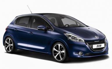 Предохранители Peugeot 208 (EB/EP/DV), 2012 - 2019