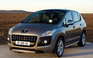 Предохранители Peugeot 3008 (DV / EP), 2009 - 2017