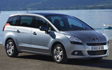 Предохранители Peugeot 5008 (T8), 2009 - 2017