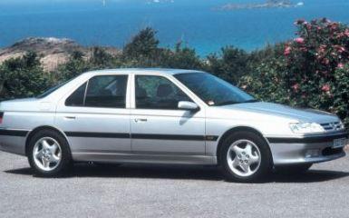 Предохранители Peugeot 605 (6B), 1989 - 1999