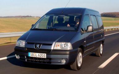 Предохранители и реле Peugeot Expert 1, 1995 - 2006