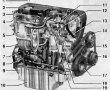 Двигатель Opel Astra H / Zafira B 2004 - 2009 гг.